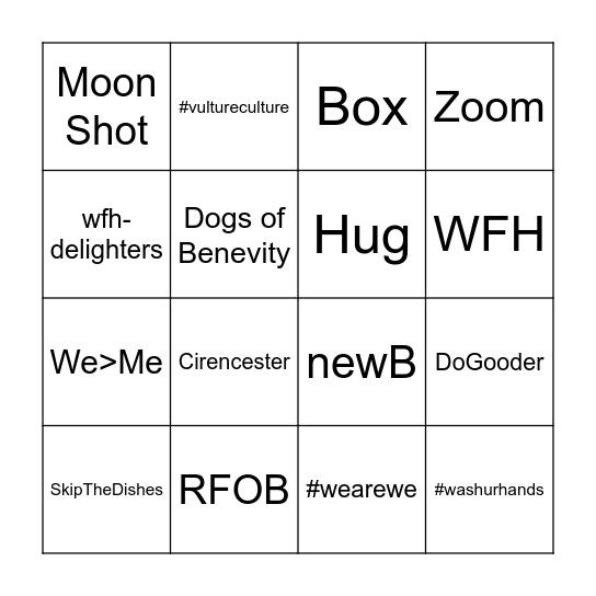 Remote Bingo Card