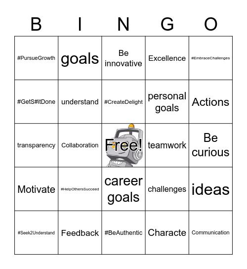ACEABLE! Bingo Card