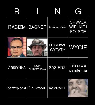 Bingo Foliarsko-Jabłonowskie Bingo Card