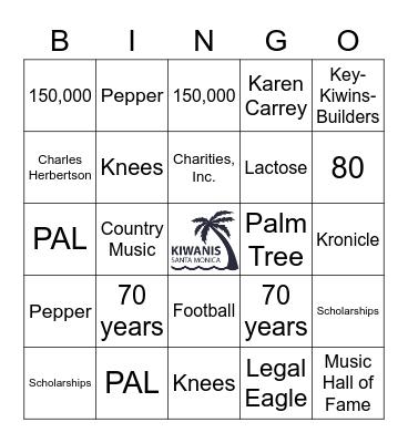 Bingo!  It's Neil Bingo Card