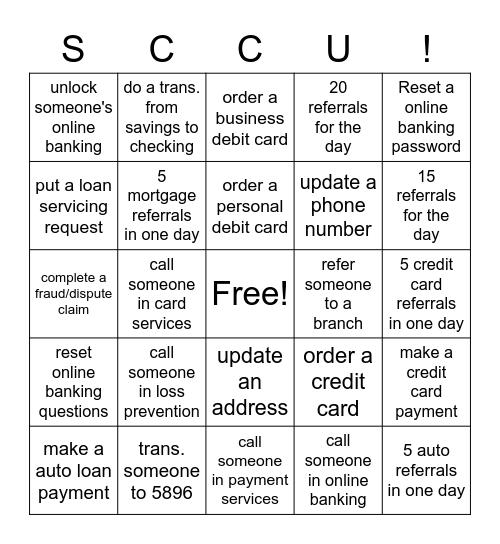 SPACE COAST Bingo Card