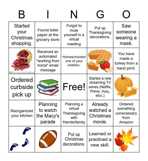 ALTC Bingo Card