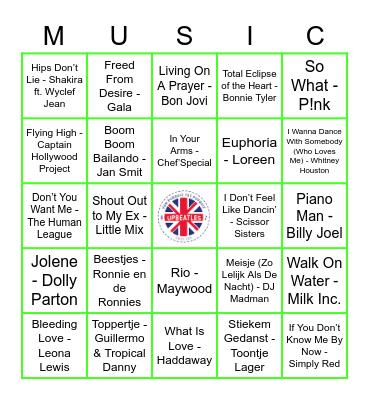 202 Bingo Card