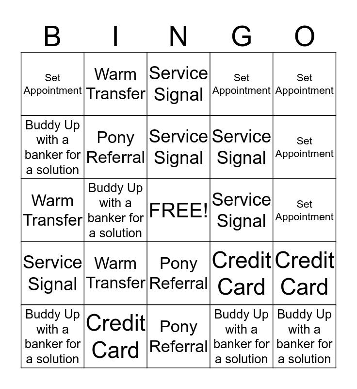 Zap the Gap Friday!!! Bingo Card