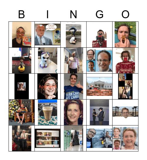 - Klimaat Blaat Bingo - Bingo Card