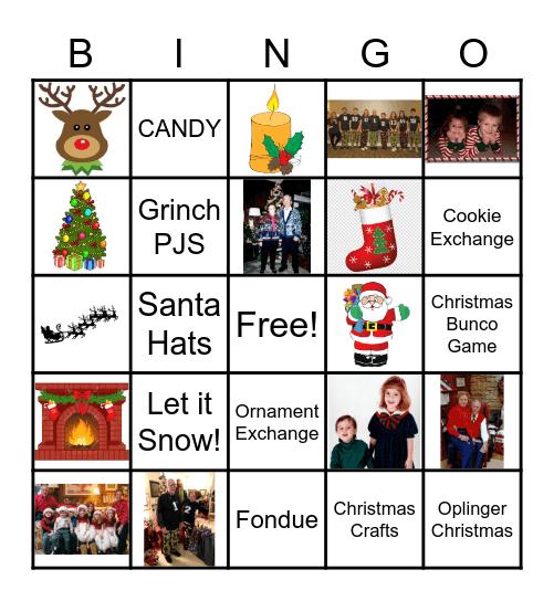Lamfers Bingo 2020 Bingo Card