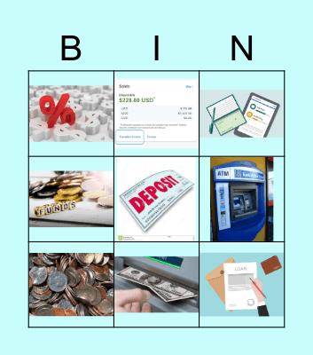 Vocab. Ch 4 part 2 Bingo Card
