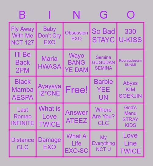 @61chanieee Bingo Card