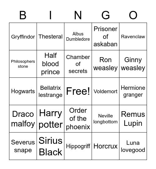 Trivia Bingo! Bingo Card