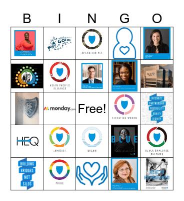 HTNM Employee Appreciation Bingo Card