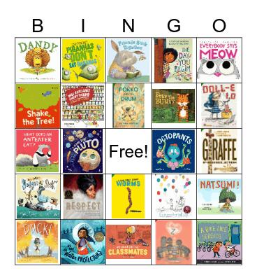 📚 READ ACROSS AMERICA 📚 Bingo Card