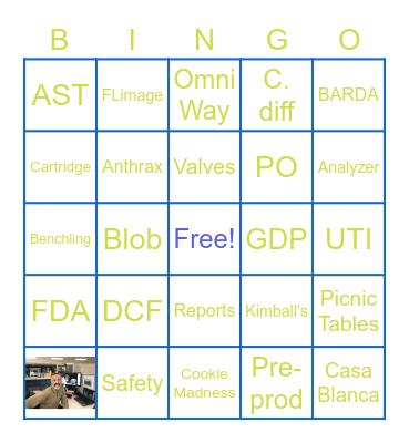 FL bingo Card