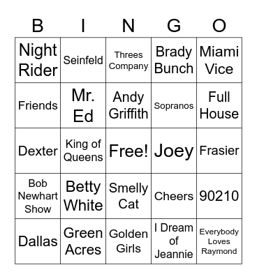 Wipfli Bingo Card