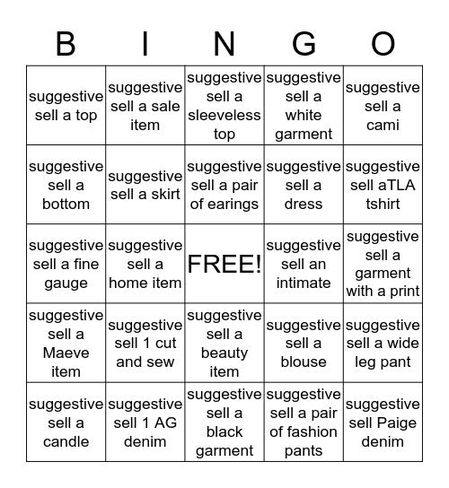 Westside Bingo