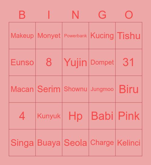 PlanetStarship_ Bingo Card