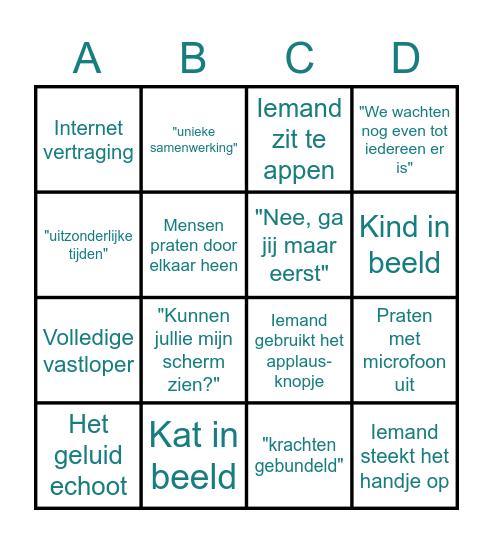 Kick-off 3OR BINGO! Bingo Card