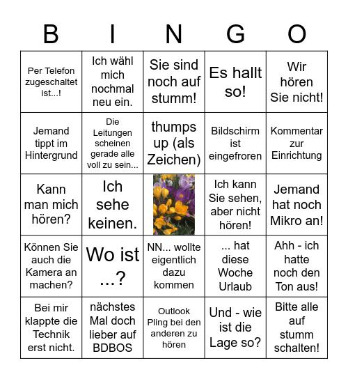 Osterrunde RLs Bingo Card