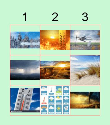 VOCABULARY 1 Bingo Card