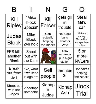 BLOCKATHON Bingo Card