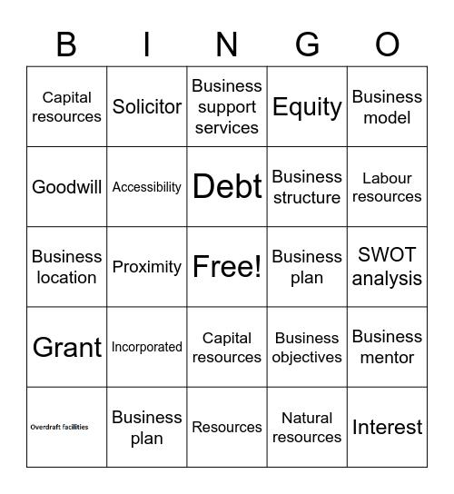 AOS3 Bingo Card