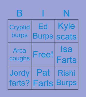 Nintendo Bino Bingo Card