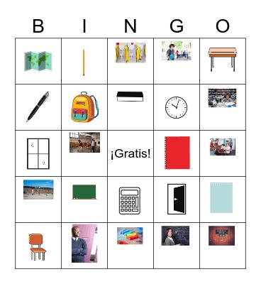 La clase Bingo Card