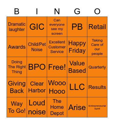 BPO Q1 BINGO! Bingo Card
