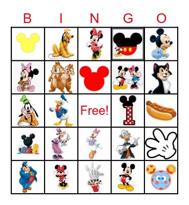 Clubhouse Bingo Card