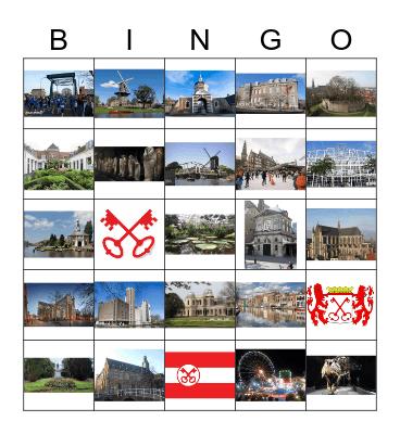 LEIDEN Bingo Card