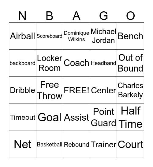 C1000 PLAYOFFS Bingo Card