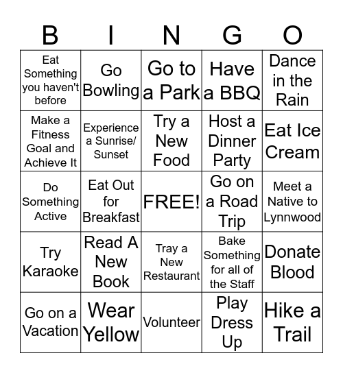 Sean Fanning Bingo Card