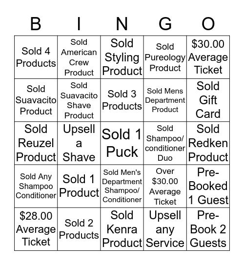 LOCALS Bingo Card