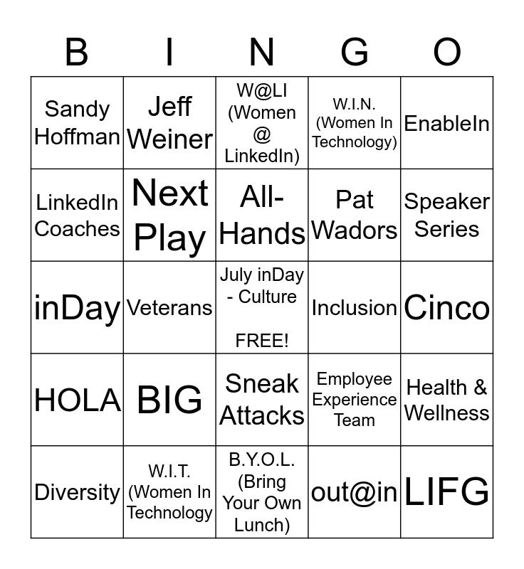 Jeopardingo - Where Jeopardy & Bingo Collide! Bingo Card