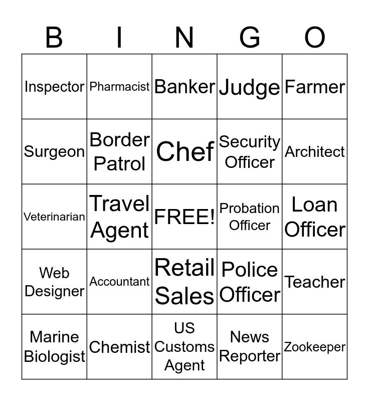 College Awareness Bingo Card