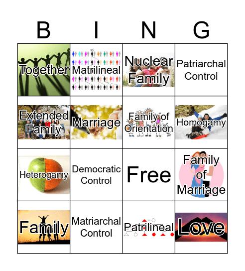 Soc_1 Final Bingo Card