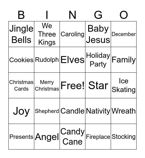 Business Womens Bingo Card