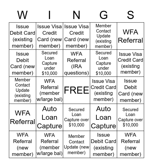 APV MS February 2013 Bingo Card