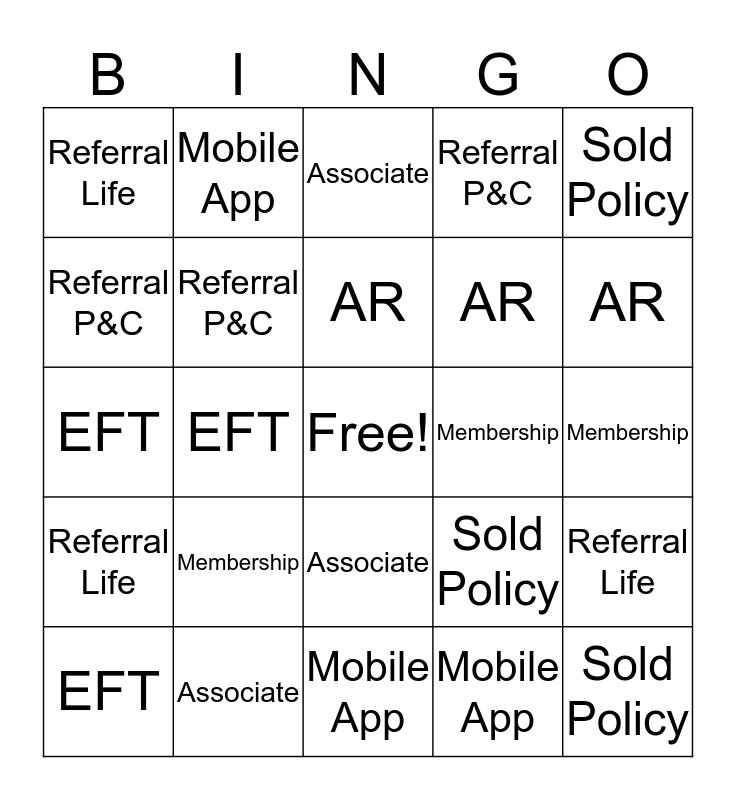 Leap Year Fun 2016  Bingo Card