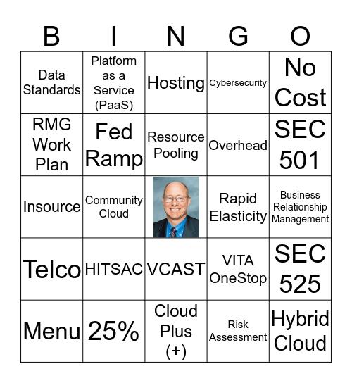 VITA Bingo Card