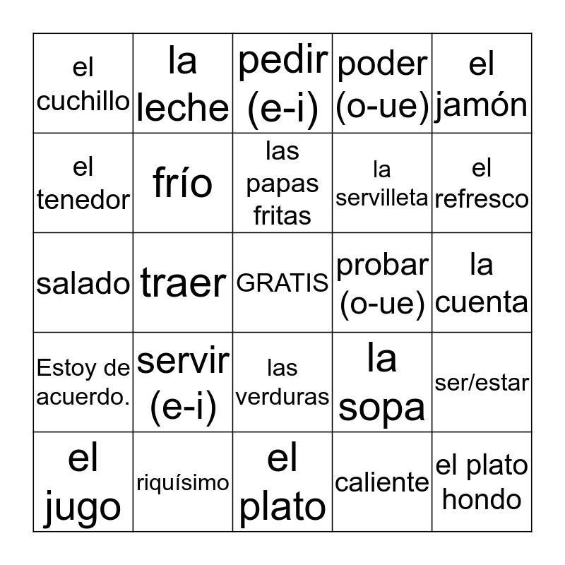Ch6.1R Bingo Card