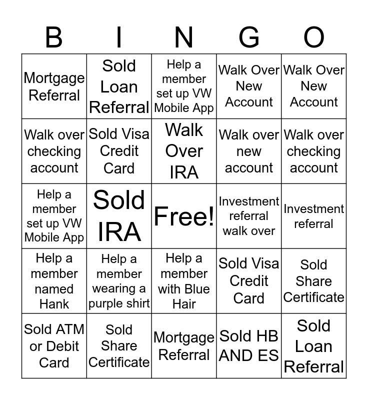 BINGO-FRENZY  Bingo Card