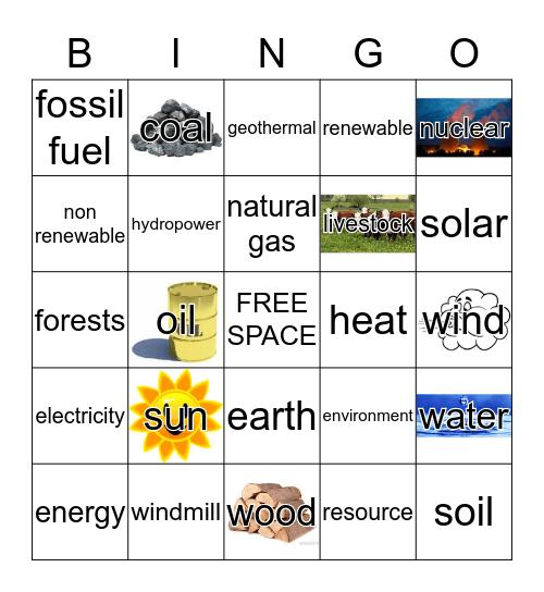 Bingo Card