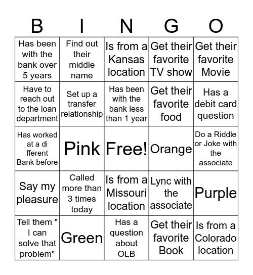 *ERC* Bingo Card
