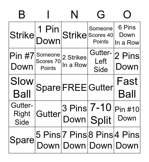 UH4C Bingo Card