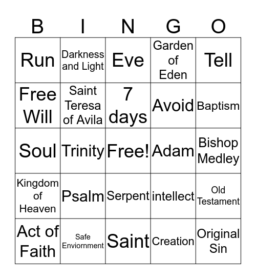 Unit 1 Bingo - 4th Grade Card 10 Bingo Card